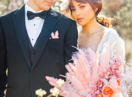 Spring in Pink // Styled Shoot