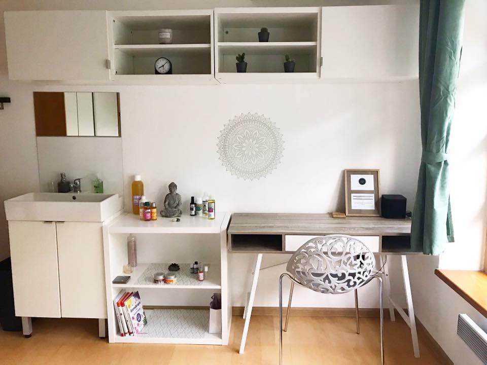 Moje malá kancelář :-)