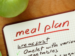 Should I stick to a meal plan?