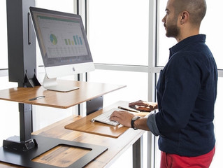 Are Standing Desks Just As Bad As Sitting?