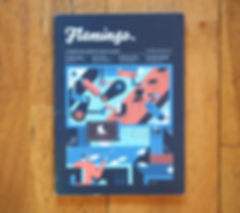 Iona Harmony - Flamingo Magazine