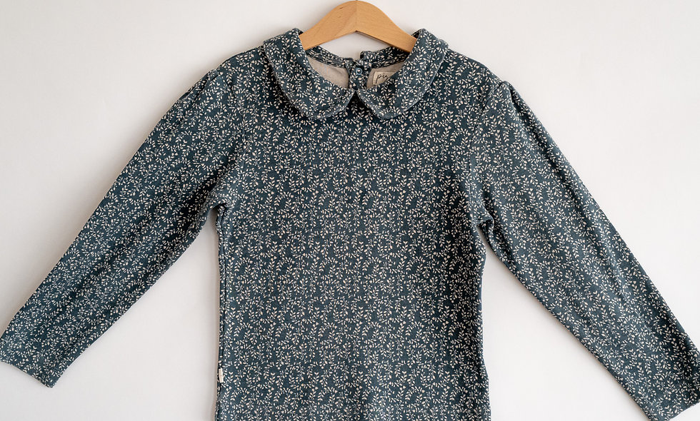 Pigeons Collared Blouse 7-8 years (122)