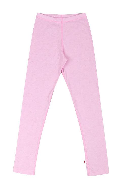 WOOLAMI leggings powder pink