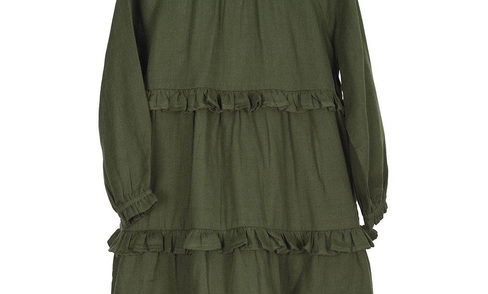 SERENDIPITY Gauze Dress