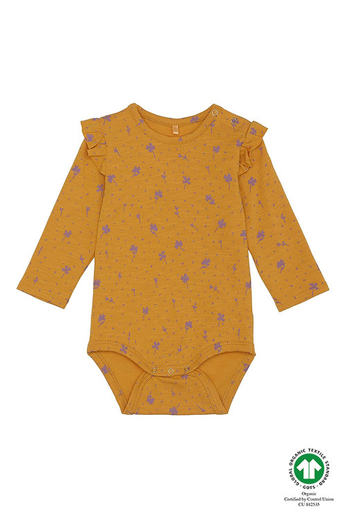 Sunflower Fifi Body with Clove pattern