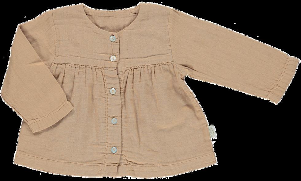 blouse romarin-tan