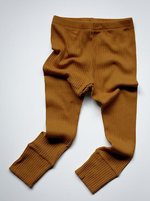 the SIMPLE FOLK ribbed leggings