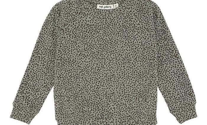 Chaz Sweatshirt, shadow AOP Leospot