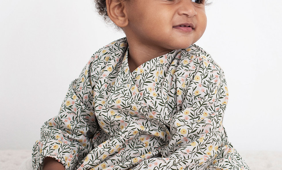 SERENDIPITY Baby Wrap Dress