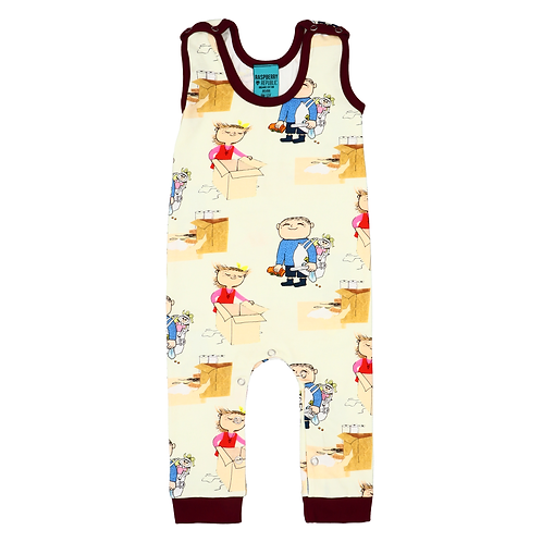 Dungarees Time to Play