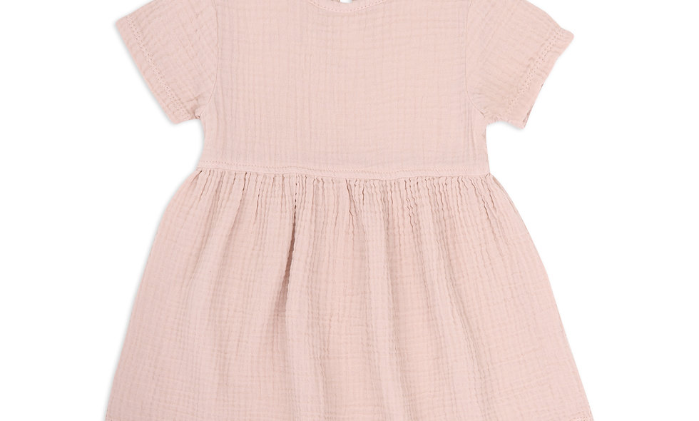 DUSQ Muslin Baby Dress