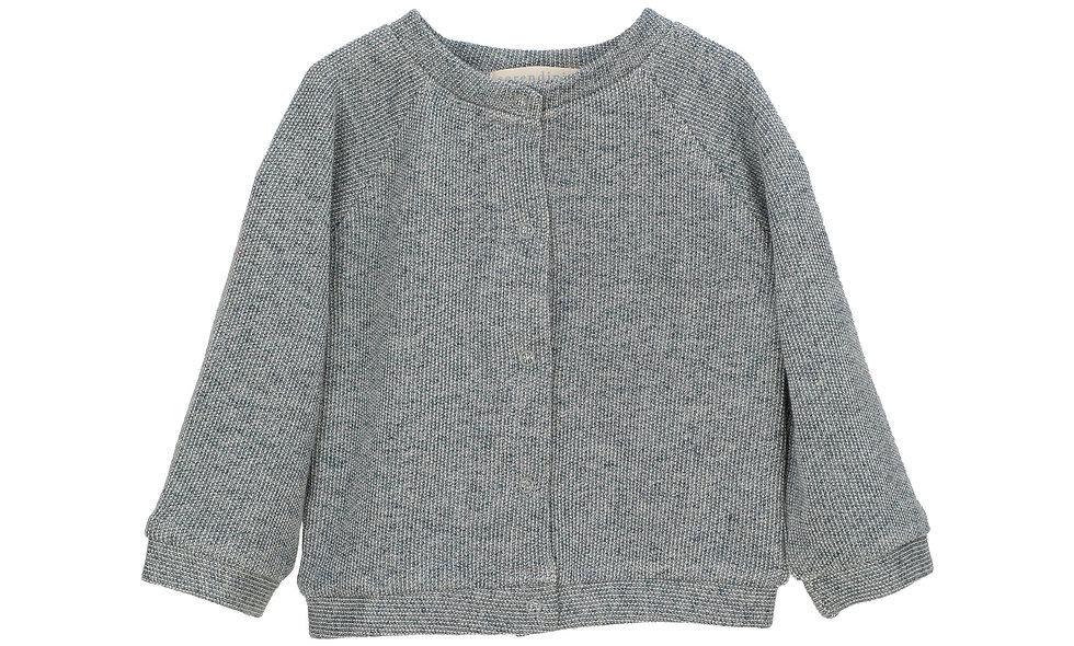 Baby sweat jacket