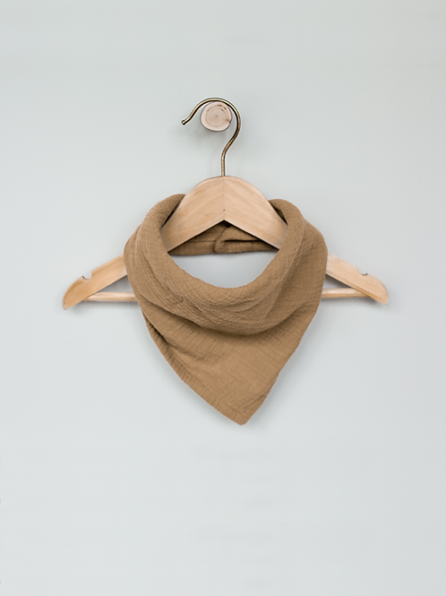 the SIMPLE FOLK bandana camel