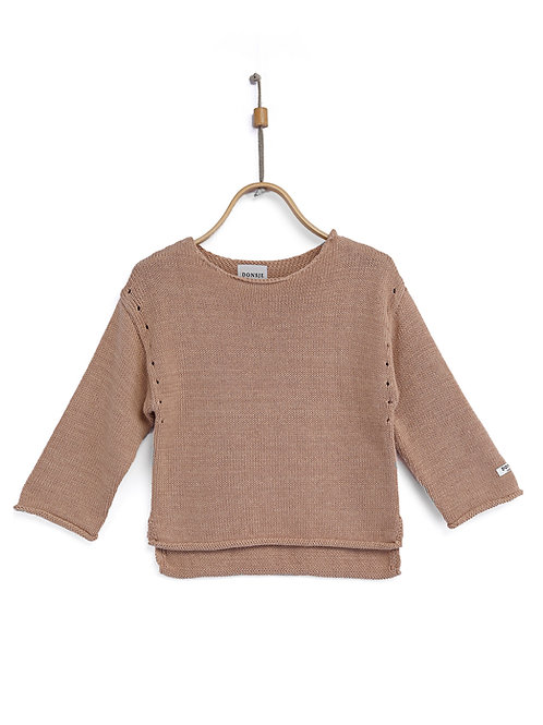 Nes Sweater - Pink Clay