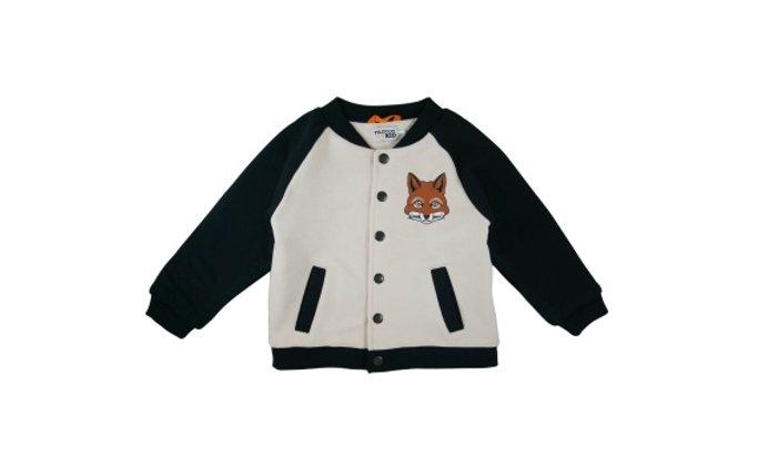 Baseball jacket Fox