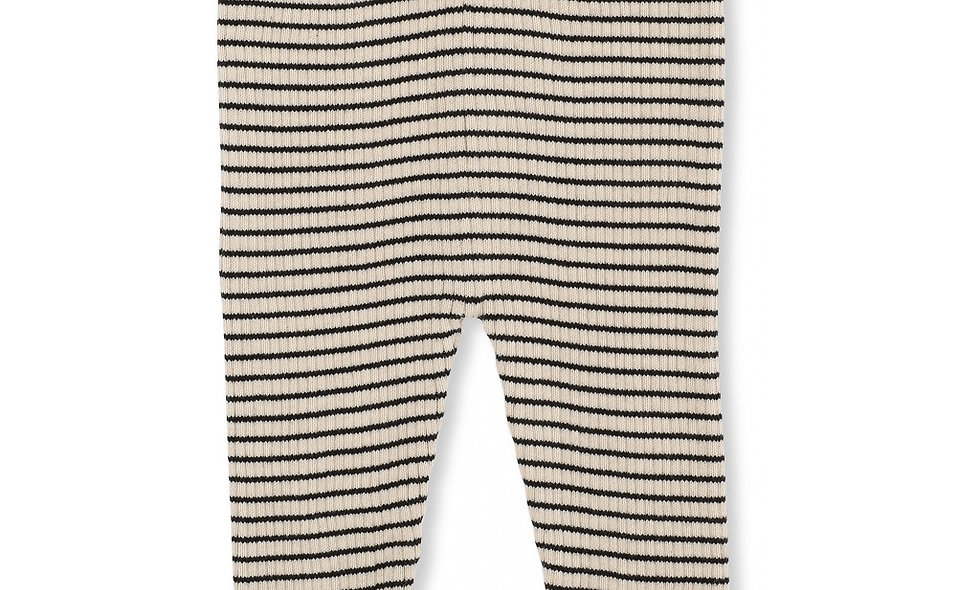 Meo Knit Pants Cotton - Navy Rice