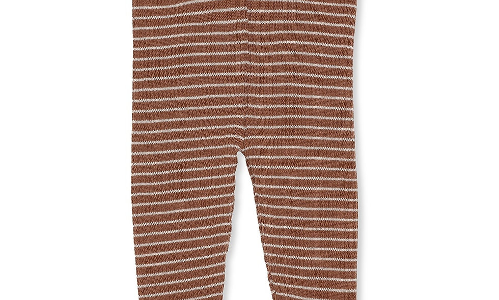 MEO KNIT PANTS 3X3 RIB