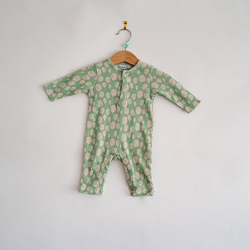 Trixie overall - organic 0-1 m