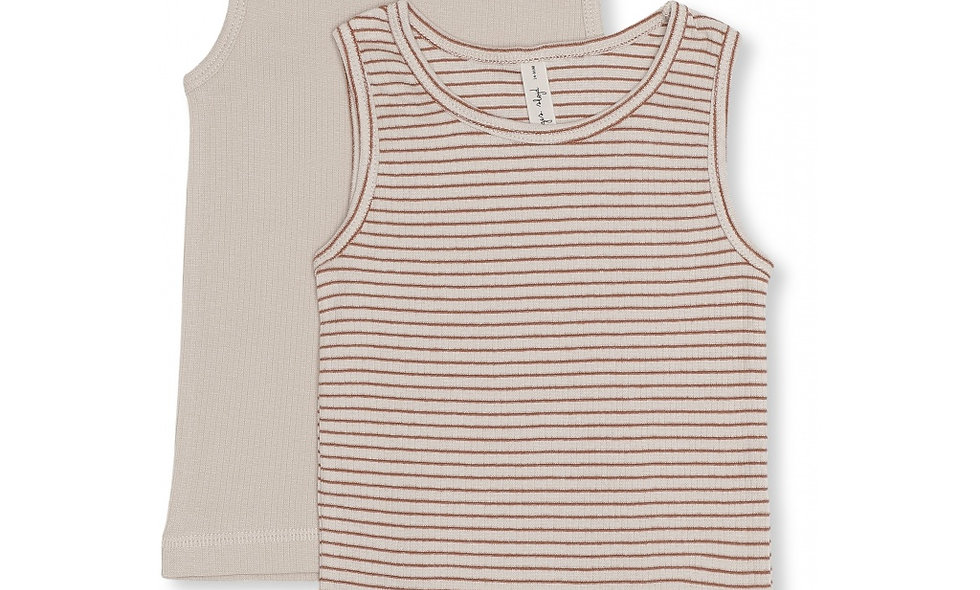 Tank tops - pack of two - boy