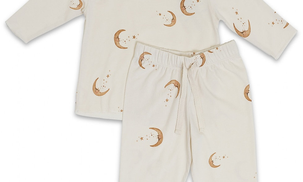RIO SLEEPWEAR DEUX - moon, light grey