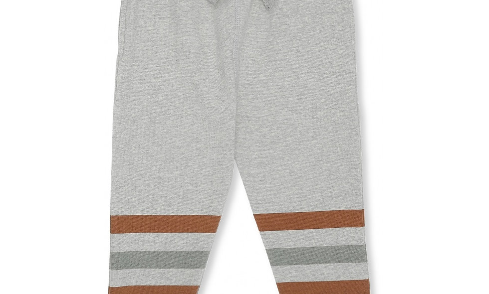 Lou Sweatpants - Grey melange