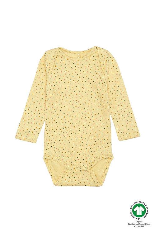 Rib body - yellow dots