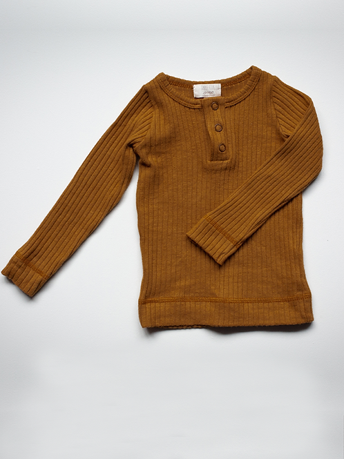 the SIMPLE FOLK ribbed top