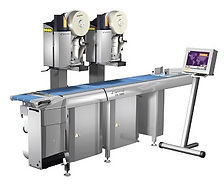 weigh labeller, inspiron systems