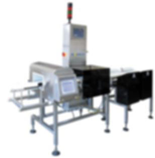 Combination Checkweigher, checkweigher