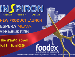 Foodex 2018 Launch of ESPERA NOVA