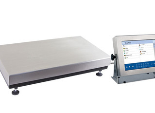 New Block Weighing System Installed at Aegean Heritage Ltd
