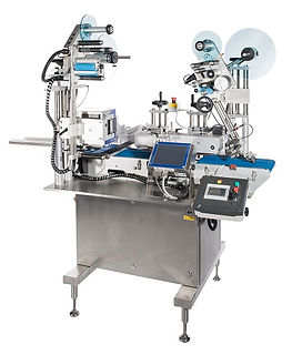 watch strap labeller, automatic top labeller, c wrap, e wrap, full wrap labeller