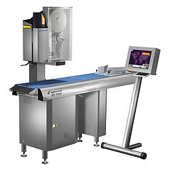 automatic weigh labeller