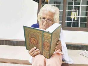 Kerala's 'Oldest Learner' Bhageerathi Amma passes away at Kollam