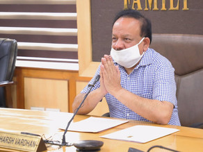 Union Health Minister Harsh Vardhan resigns ahead of Cabinet Reshuffle
