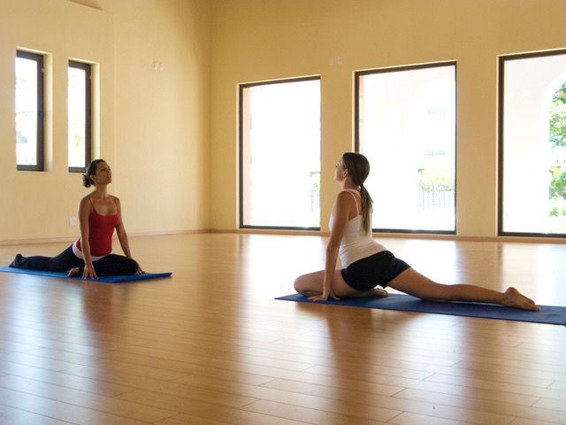 Clase Privada de Yoga
