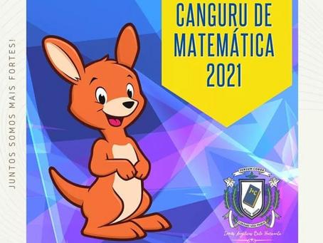 Olimpíada canguru de matemática 2021