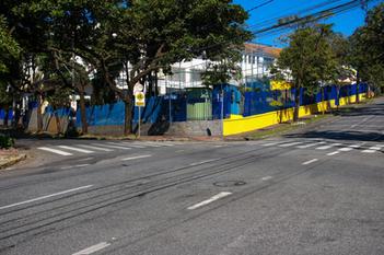 Rua Eduardo Pôrto com Rua Olímpio de Assis