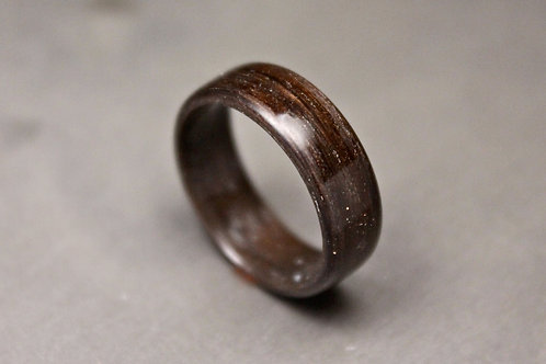 Bog Oak Wood Ring