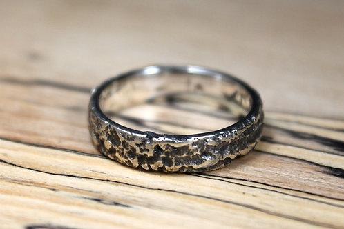 Black Mountain Silver Ring