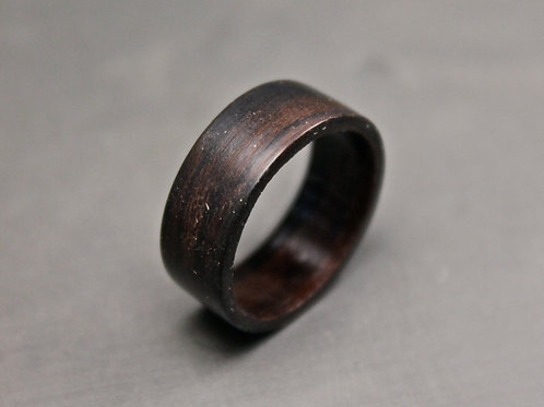 Ziricote Wood Ring