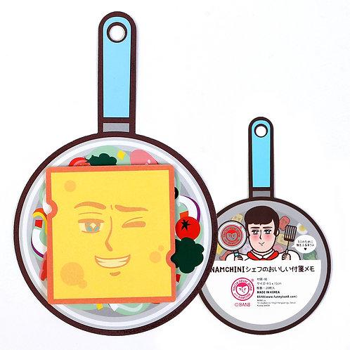 NAMCHINI 付箋メモ(sticky memo) - チーズ