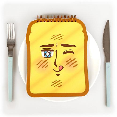 NAMCHINI トースト レシピノート