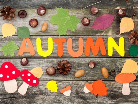 Four Simple Fall Crafts for Preschoolers