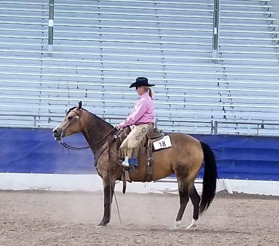 ranch riding 16