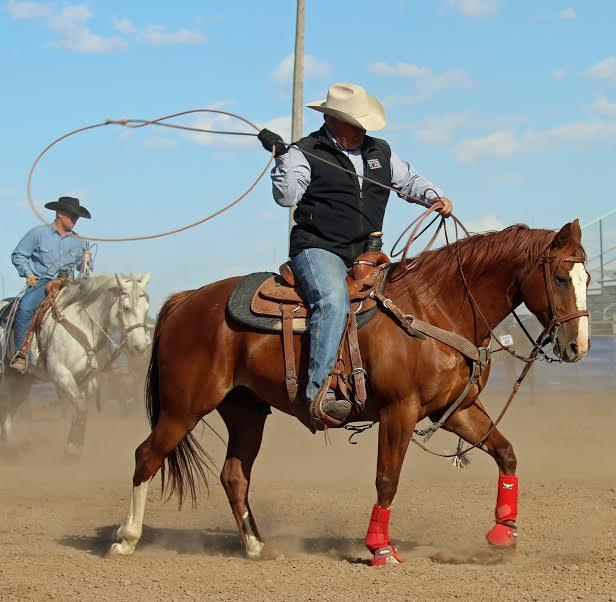 Hunts roping