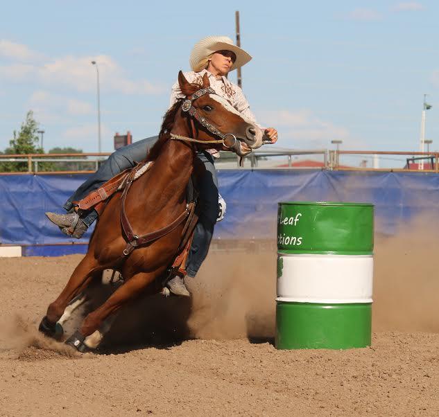 barrel racing 3