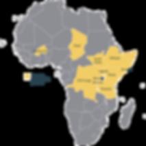 #EndIOM Map