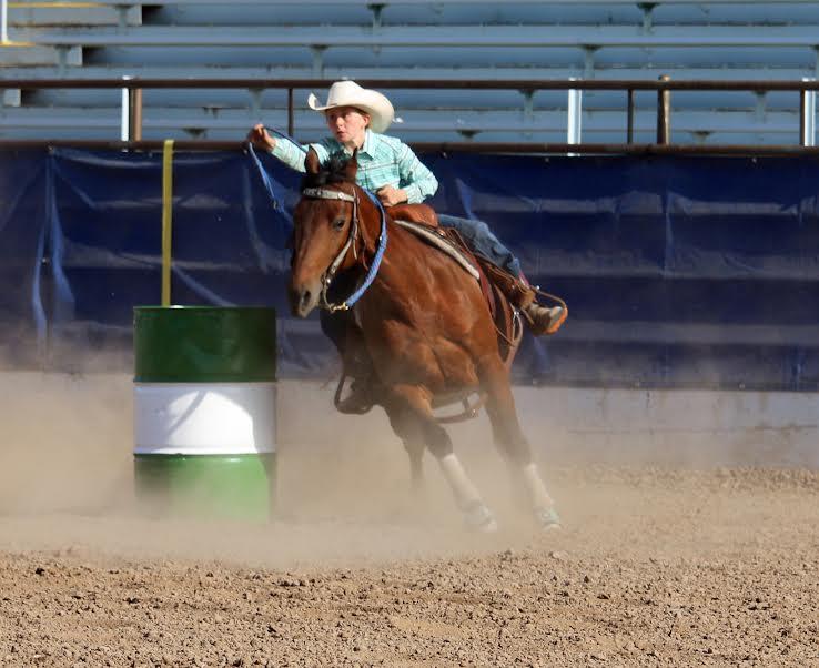 barrel racing 2