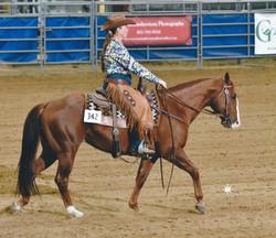 Heather ben ranch riding